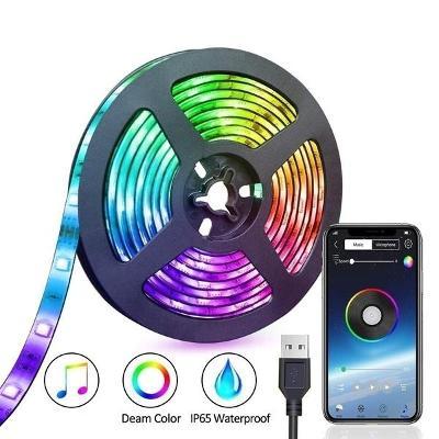 LED páska 2M - ovládání přes Bluetooth