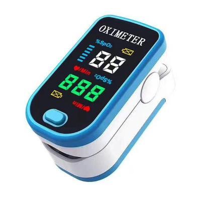 Oxymeter - prstový (puls, kyslík) - 2 modely