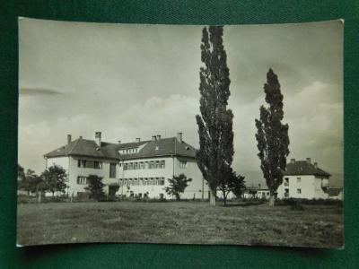 Sobrance - Nemocnica - Košický kraj - Slovensko (velký formát)