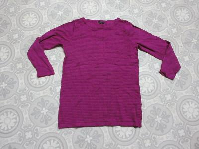 svetr -triko fialový