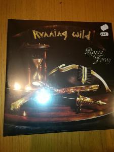 Prodám  LP Running Wild - Rapid Foray