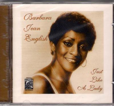 CD Barbara Jean English