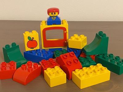 Lego Duplo 2327 - set kostek