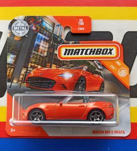 Mazda MX - 5 Miata MB 35/100 Matchbox