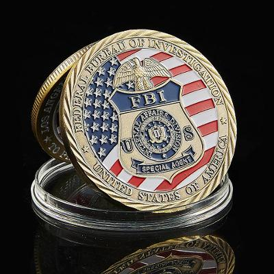Pamětní mince - USA FBI