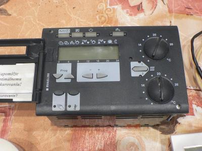 Ekvitermní regulátor RVA53.280 + QAA70