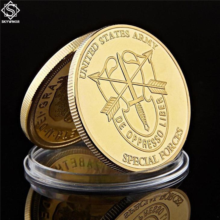 Pamětní mince - Special Forces  - Numismatika