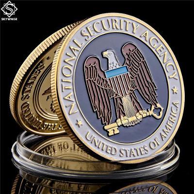 Pamětní mince - USA NSA