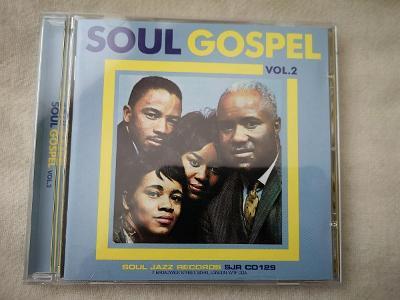 CD Various - Soul Gospel Vol. 2 (2006 funk/soul)