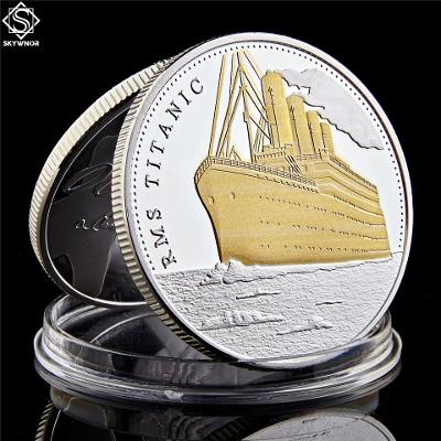 Pamětní mince - Titanic   / 2