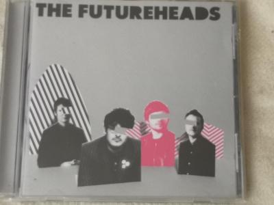 CD The Futureheads – The Futureheads (2004 indie rock)
