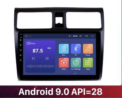 Autorádio Suzuki Swift (2003 - 2010) WIFI GPS USB ANDROID 2DIN
