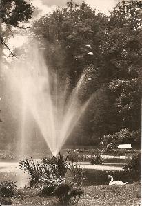 FRANTIŠKOVY LÁZNĚ - Městský park - Cheb