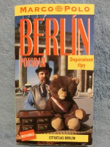 BERLIN - průvodce (Marco Polo)