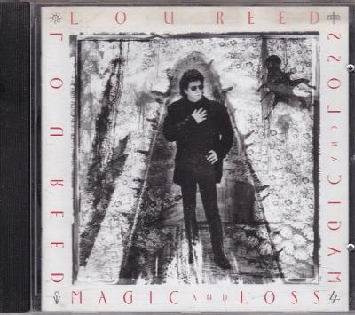 CD - LOU REED - Magic And Loss