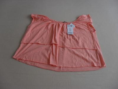 Tričko (volná ramena - na gumu), zn. Orsay, vel. XL - NOVÉ s visačkou