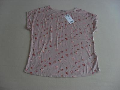 Tričko (barva starorůžová), zn. Orsay, vel. L - NOVÉ s visačkou