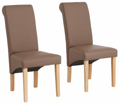 Jídelní židle Rito 2ks (215464) _B557