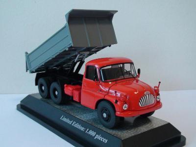 Tatra 138 S3, Premium ClassiXXs, limitka 1:43