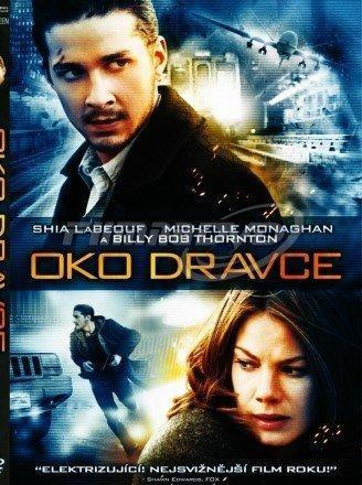 Oko dravce [DVD] (Eagle Eye)