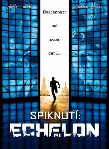 Spiknutí: Echelon [DVD] (Echelon Conspiracy)