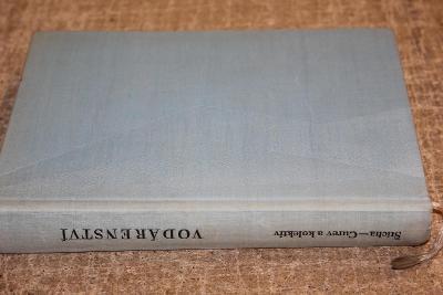 STARÁ KNIHA VODÁRENSTVÍ  ROK 1969