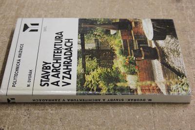STARÁ KNIHA STAVBY A ARCHITEKTURA V ZAHRADÁCH   ROK 1983