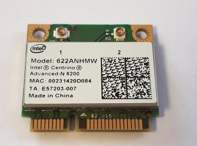 Wifi modul 622ANHMW z Sony Vaio PCG-51211M