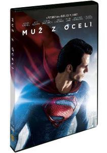 MUŽ Z OCELI (DVD)