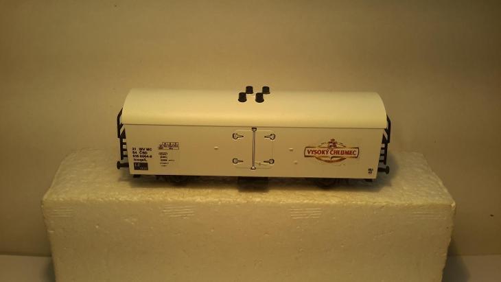 TT vagon CSD - Modelářství