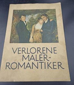 Kniha - Verlorene Maler - Romantiter 1931/95 str...(12552)