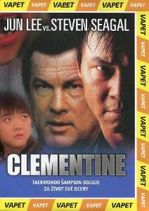 CLEMENTINE (DVD) (PAPÍROVÝ OBAL)