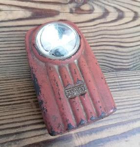 Stará kapesní svítilna - baterka - MY DAY