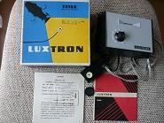 LUXTRON Tesla  - dobový měřič osvitu pro černobílou fotografii