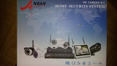 Wifi Kamerovy bezdrátový system 1080P