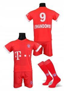 Fotbalový dres komplet domácí = LEWANDOWSKI BAYERN MNICHOV