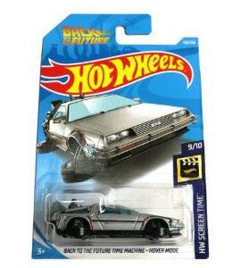Návrat do budoucnosti / Marty McFly - model automobil 1:64 Hot Wheels