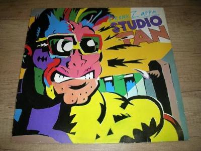 Frank Zappa – Studio Tan (1978) 1.Press ,TOP STAV!!!