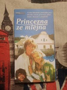 VHS - Princezna ze mlejna, papírový obal