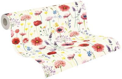 Květinová vliesová tapeta (70785027) A820