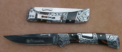 Zavírací nůž tygr 22/12 cm