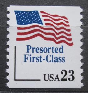 USA 1991 Státní vlajka Mi# 2181 2208