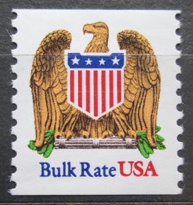 USA 1991 Státní vlajka a orel Mi# 2201 2208