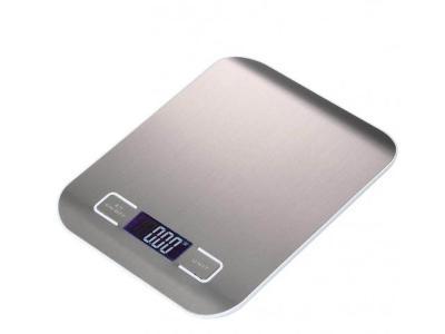 Kuchyňská váha 1g-5kg nerez + dárek