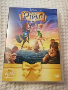 Zvonilka piráti zlatá edice 2