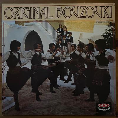 Various – Original Bouzouki - LP vinyl