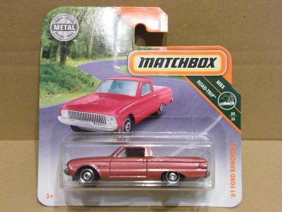 MATCHBOX  -  '61 FORD RANCHERO
