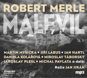 Robert Merle - Malevil - CD audiokniha