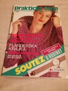 Praktická žena časopis 1993 / 2