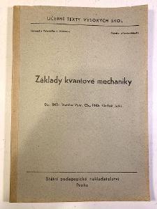Základy kvantové mechaniky - Vyšín Vratislav - Janků Vladimír